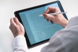 Tablets are examples of efficient consumer technology trends that good for businesses, too.