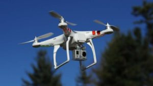 Drones are emerging consumer technology trends that can help capture dynamic videos and shots for marketing.